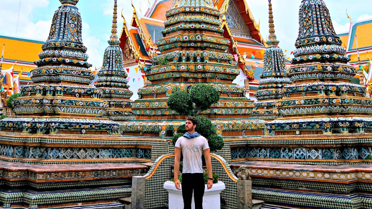 THE MOST AMAZING PLACE ON EARTH – Wat Pho Bangkok Thailand