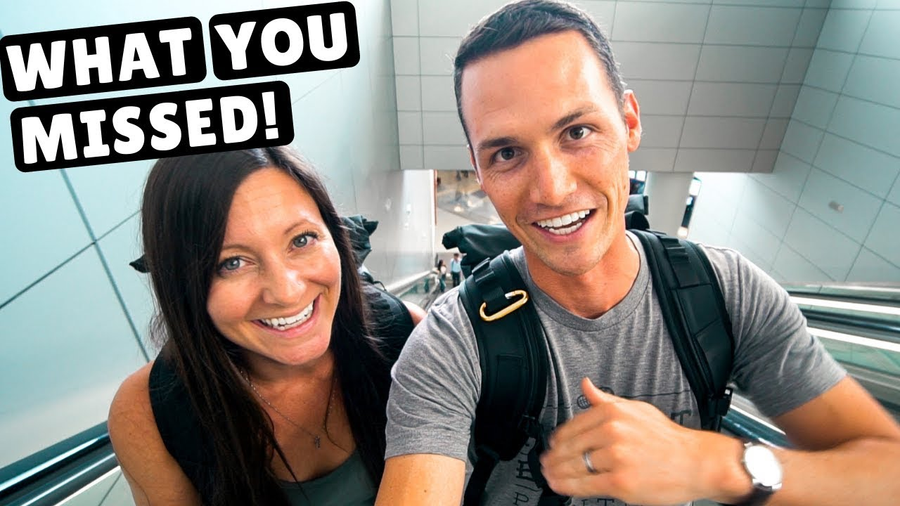 TRAVEL DAY Texas to Vancouver | SPEAKING at our FIRST conference!
