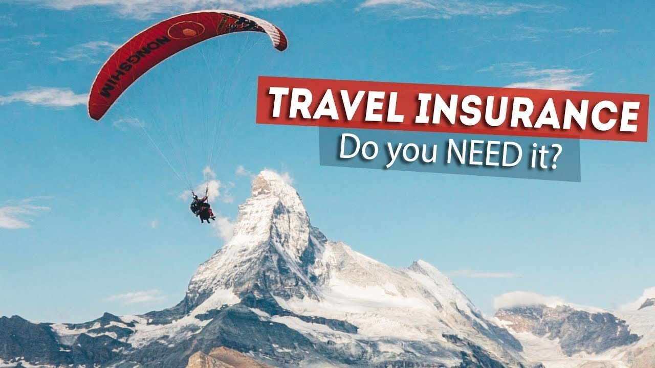 TRAVEL INSURANCE – do you NEED it??