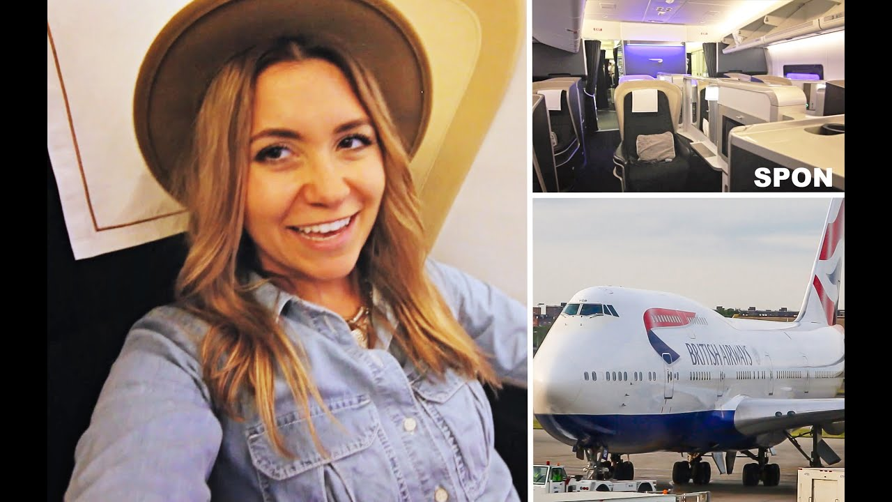 The British Airways Flying Experience