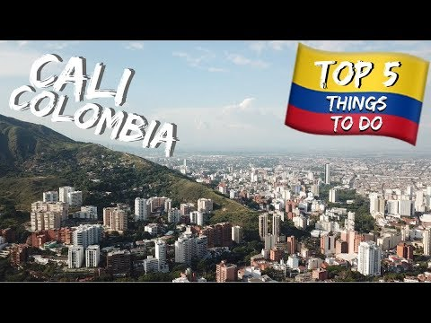 Top 5 things to do in Cali : Colombia Travel Vlog Ep 8