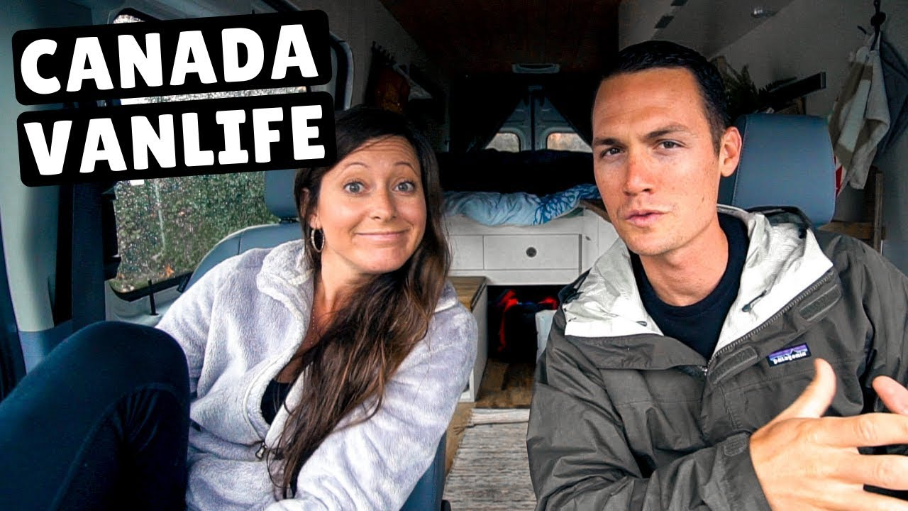 VAN LIFE IS OFF TO A ROUGH START | Vancouver to Kelowna