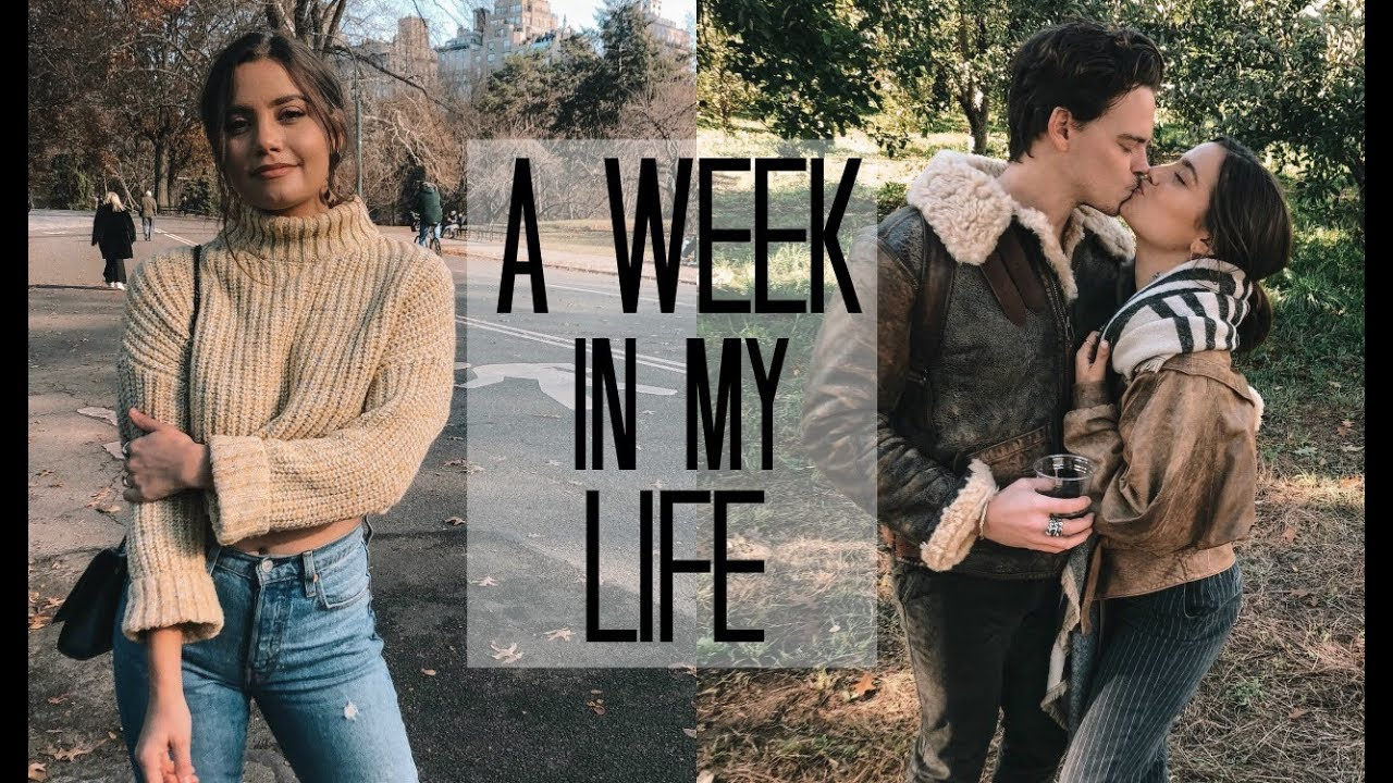 WEEK IN MY LIFE: Forgotten Vlog + NYC Birthday