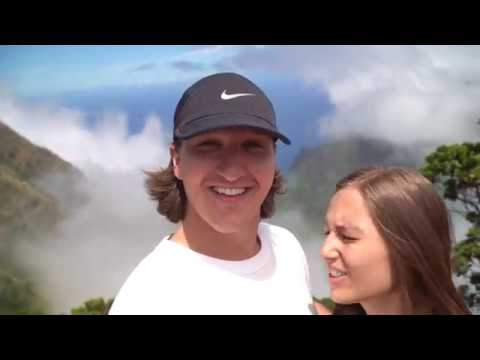 Waimea Canyon SO MUCH FOG | Hawaii Travel Vlog