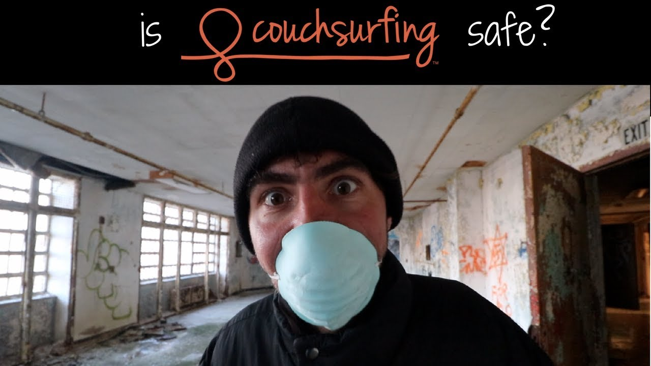 What is Couchsurfing? – Hosting a Stranger in my home on Christmas Day – travel vlog
