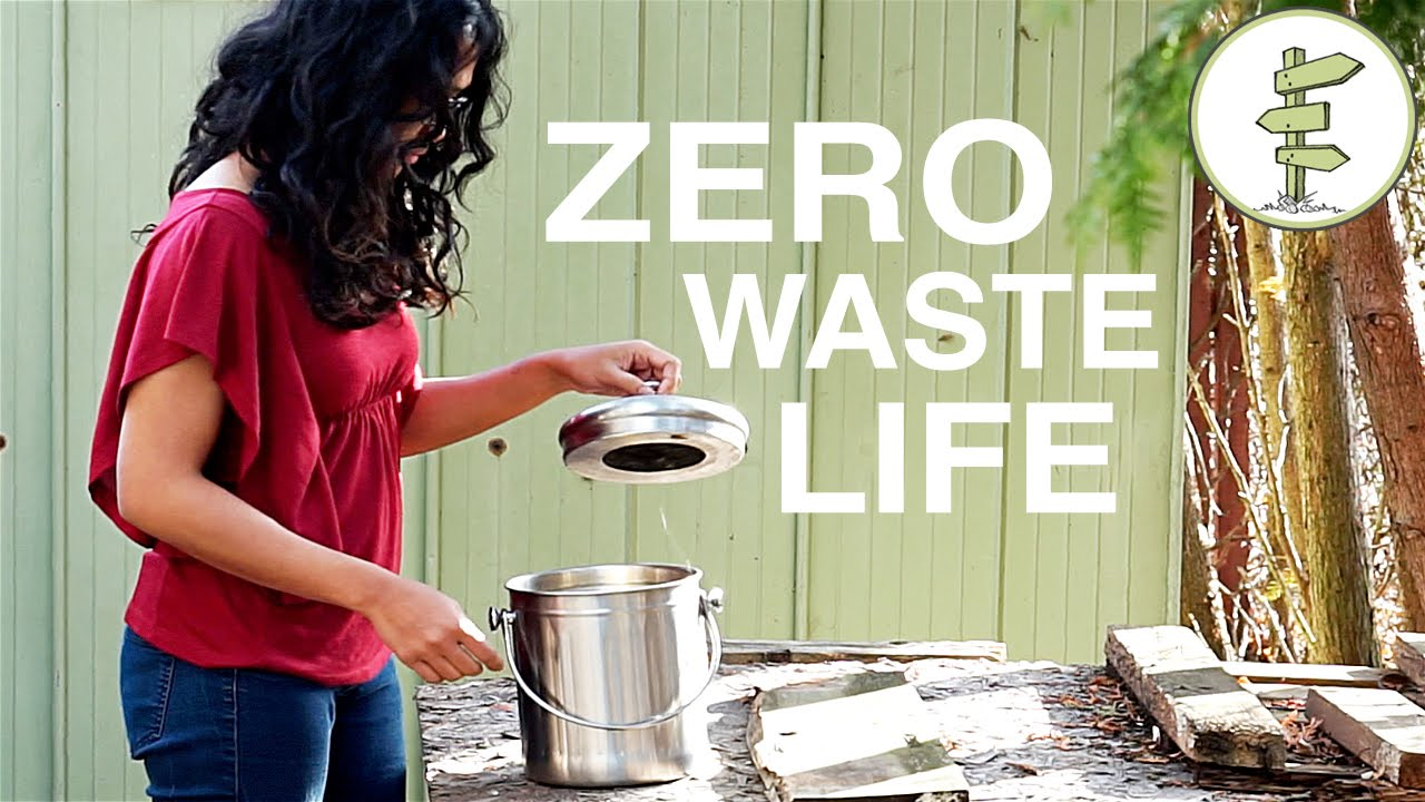 Woman Shares Her Zero Waste Lifestyle Experience