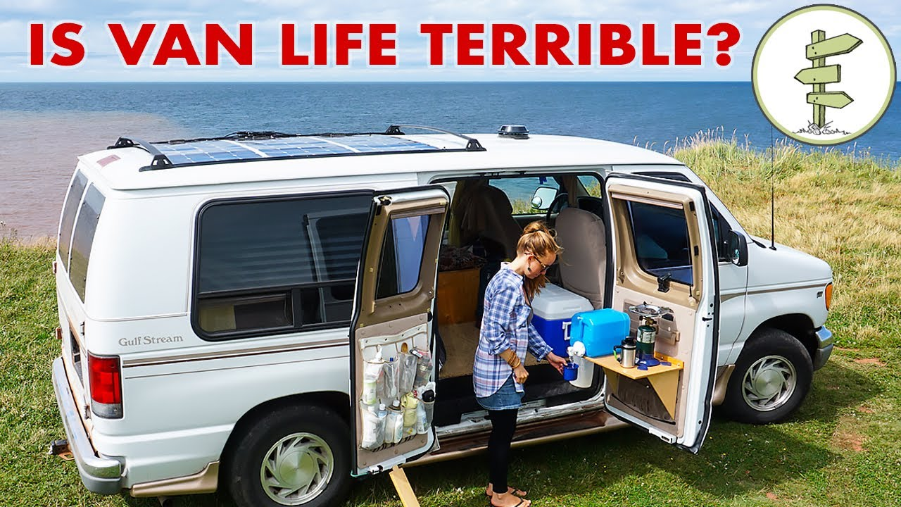 Would You Go Crazy Living the Van Life?  Tips on How to Find Out