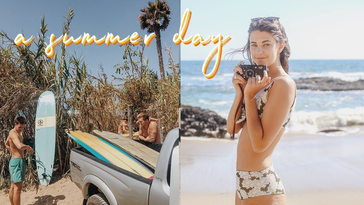 a summer day in my life   vlog