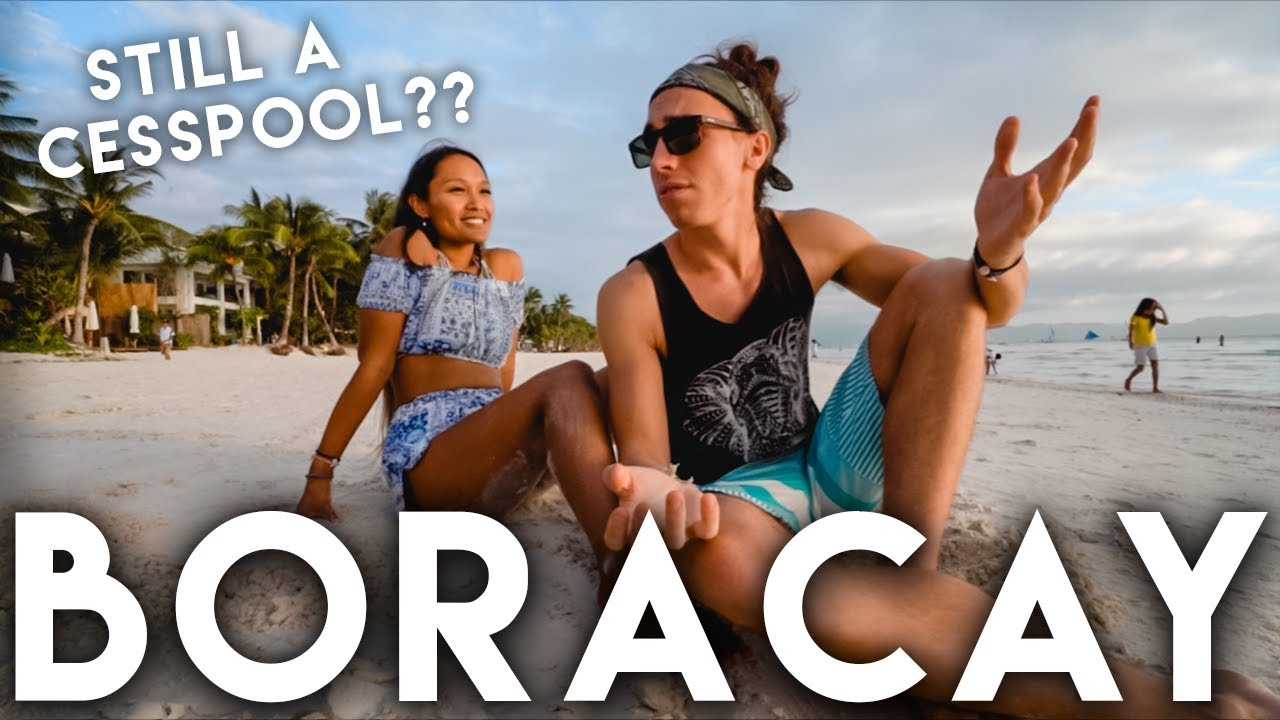 FOREIGNERS HONEST OPINION OF BORACAY 2019 – philippines travel vlog