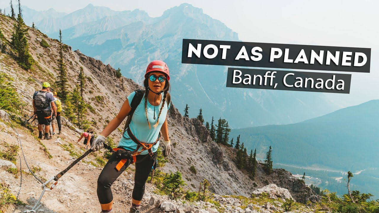Things didn't go according to plan.. | Banff, Canada