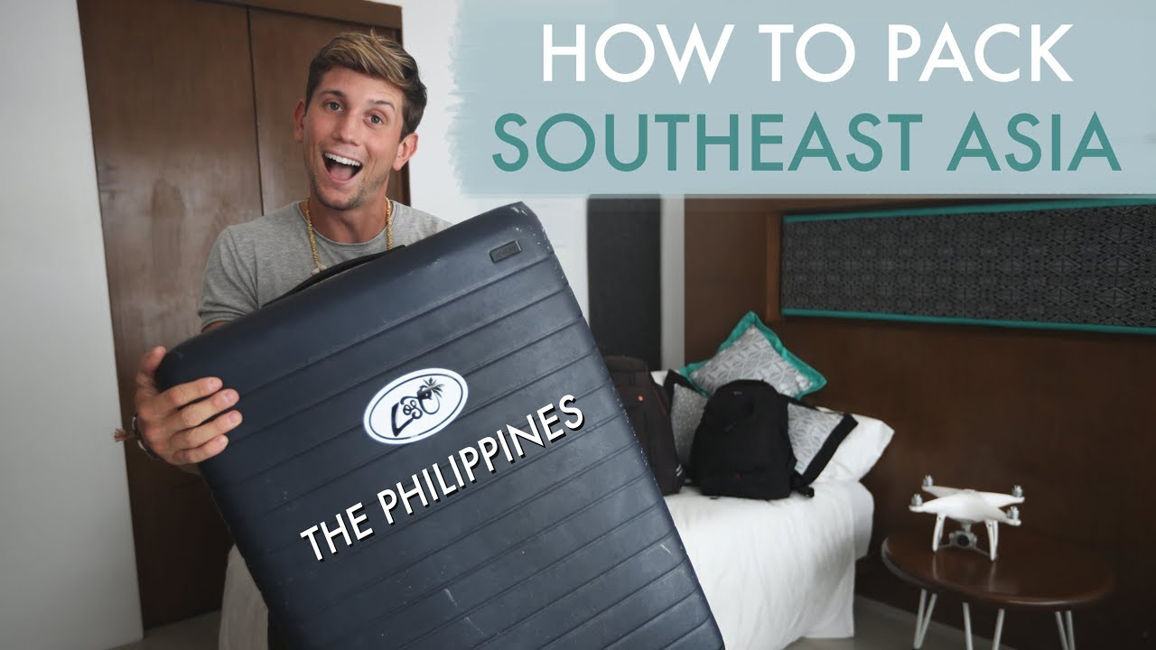 HOW TO PACK – TRAVELING SOUTHEAST ASIA
