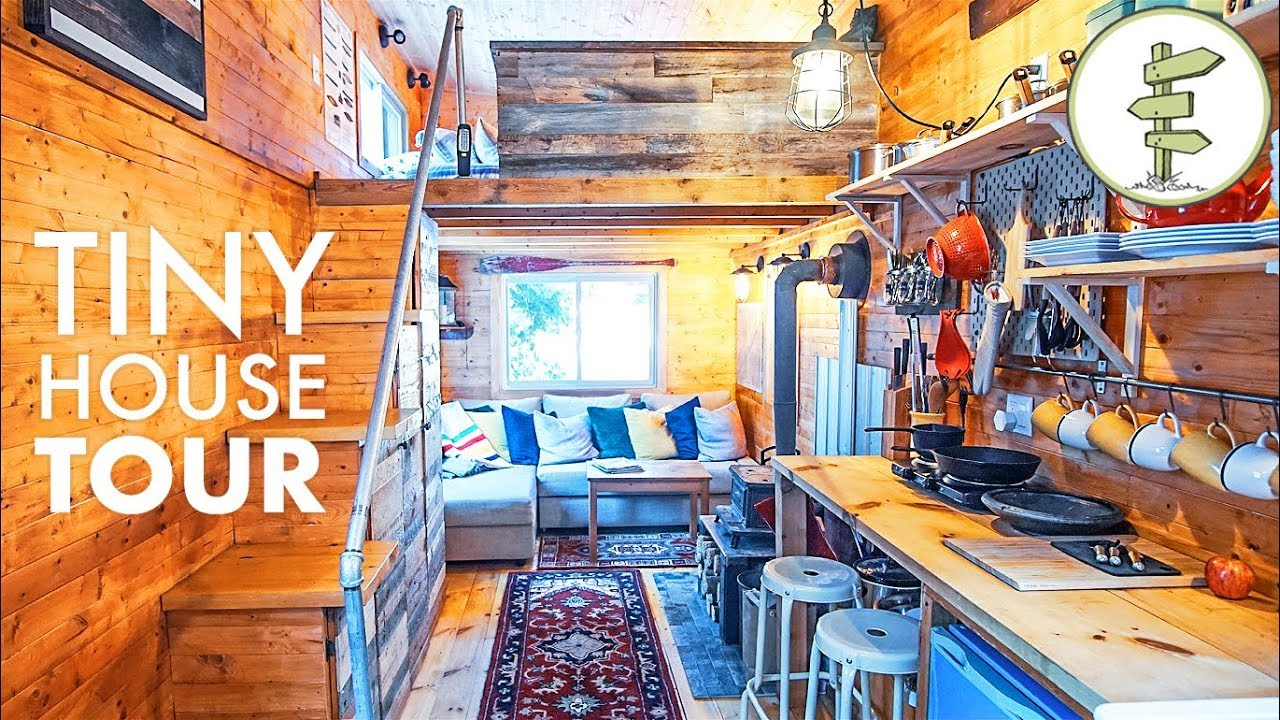 This Cozy Tiny House Makes You Want to Move in Right Away!